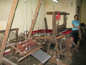 Atelier de tissage 1