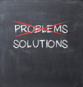 Finding solutions concept