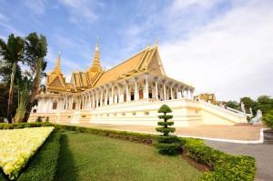 Phnom Penh - Royal Palace 3