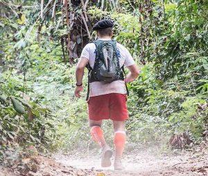 Ultra Trail d'Angkor - camelback