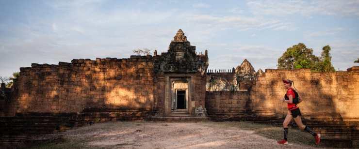 Ultra Trail d'Angkor 2018