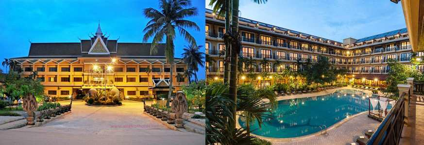 Hotels Siem Reap