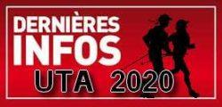 Dernières infos 2020