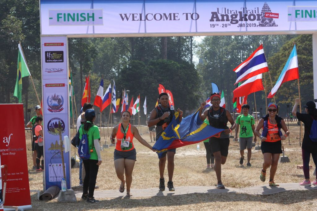 Thanks to the partners and the riders of the UTA 2019 - UltraTrail d
