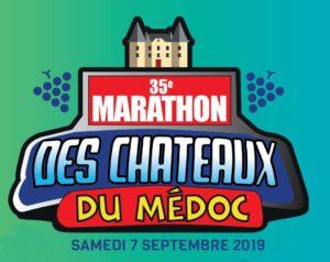 Logo Marathon du Medoc